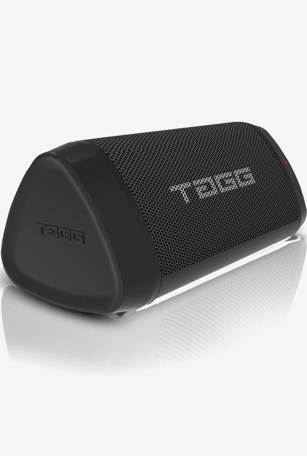 Tagg Metal Sonic Angle 1 10 W Portable Bluetooth Speaker (Black)