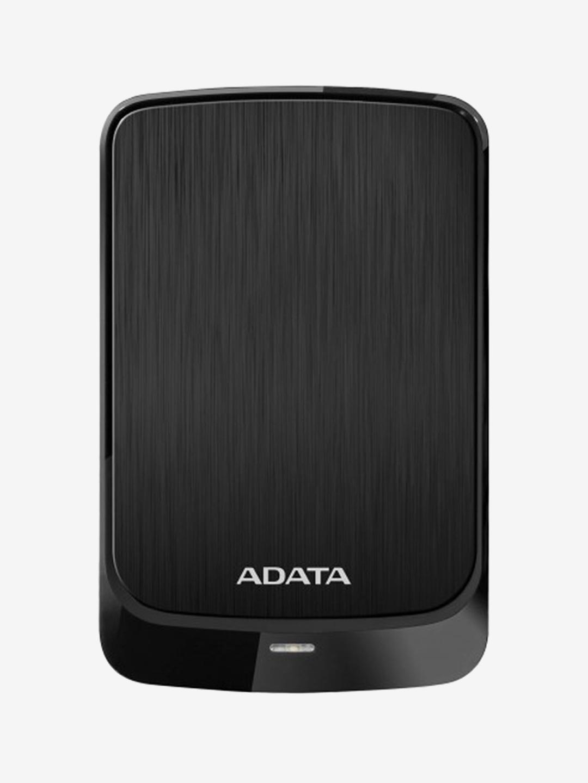 ADATA HV320 1TB Compact Portable External Hard Drive (Black)