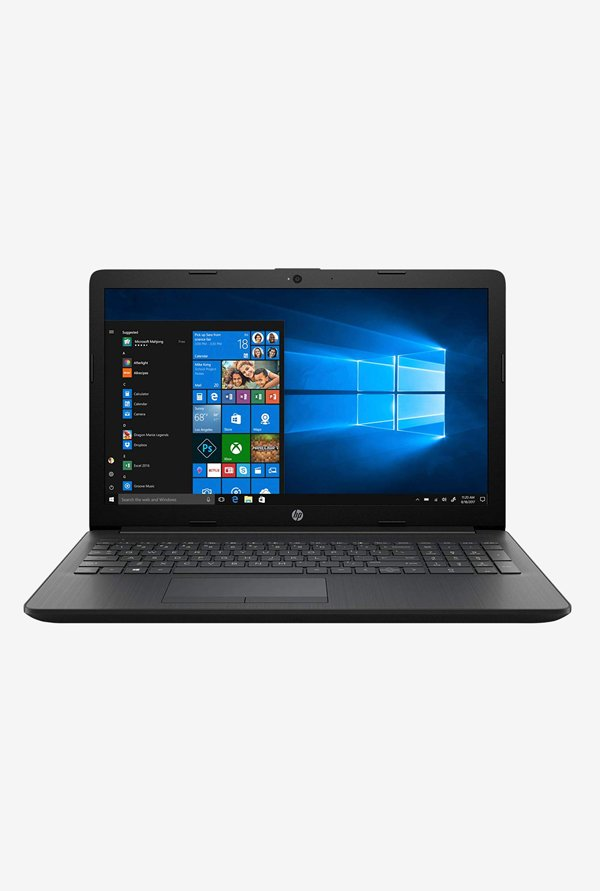HP 15Q-DS0006TU (i3 7th Gen/4GB/1TB/15.6 inch/Win 10/INT/2.04 kg) Sparkling Black