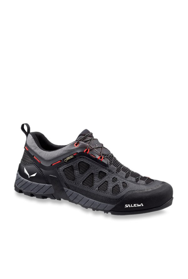 Salewa MS Firetail 3 GTX Black Hiking Shoes