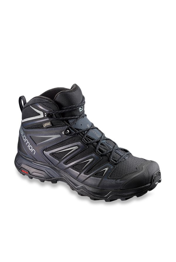 Salomon X Ultra Black Hiking Shoes