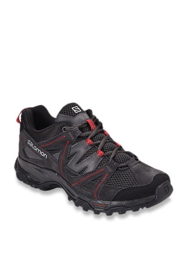 Salomon Kinchega 2 Black Hiking Shoes