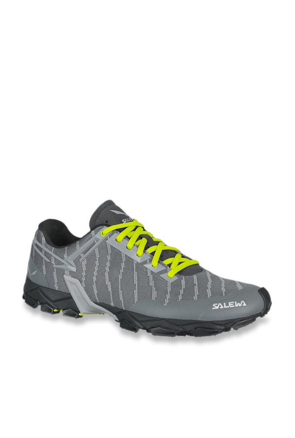 Salewa MS Lite Train Grey Hiking Shoes