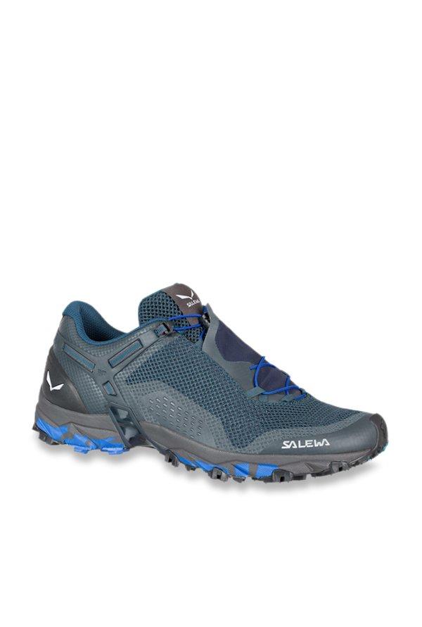Salewa MS Ultra Train 2 Navy Hiking Shoes