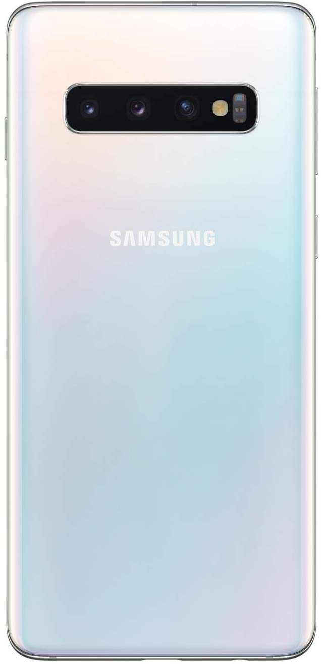 Samsung Galaxy S10 (White, 8GB RAM, 512GB Storage) with No Cost EMI/Additional Exchange Offers