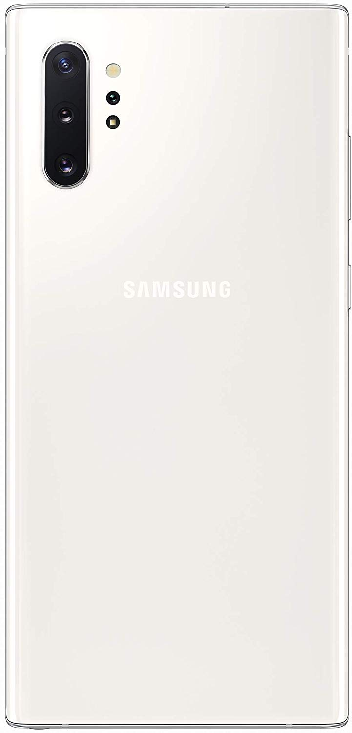 Samsung Galaxy Note 10+ (Aura White, 12GB RAM, 256GB Storage) with No Cost EMI/Additional Exchange Offers