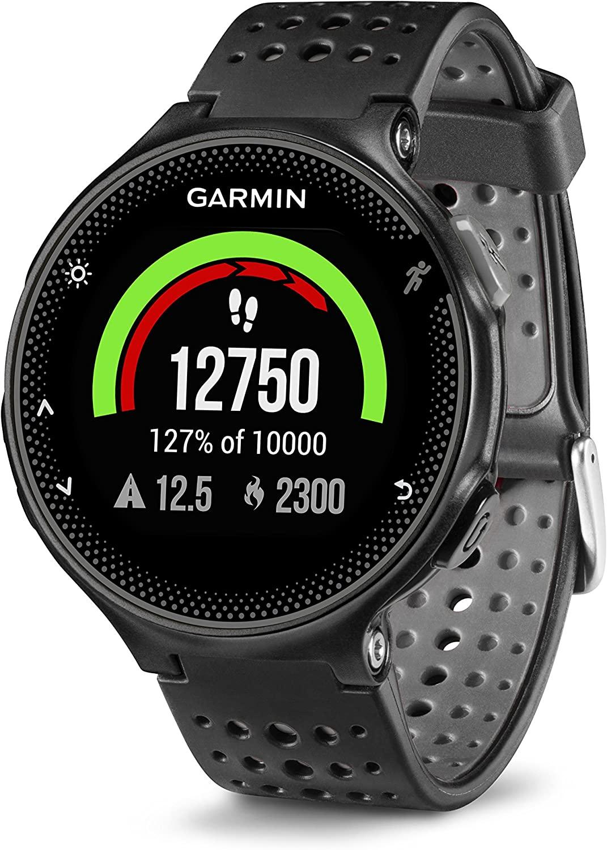 Garmin Forerunner 235 Smart Watch-Grey/Black