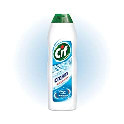 Cif Cream Surface Cleaner, Original White, 250 ml