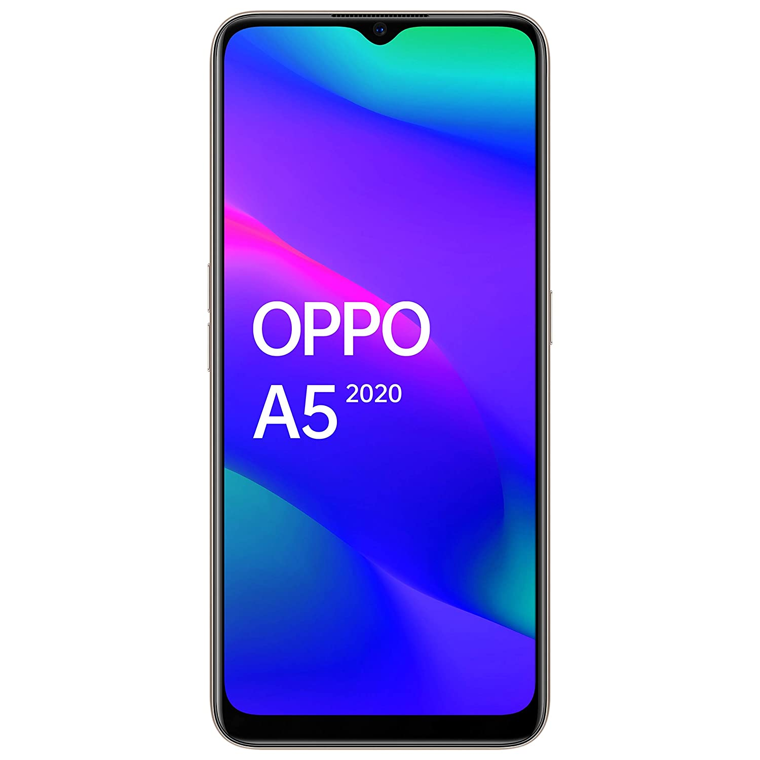 OPPO A5 2020 (Dazzling White, 4GB RAM, 64GB Storage) with No Cost EMI/Additional Exchange Offers by Oppo